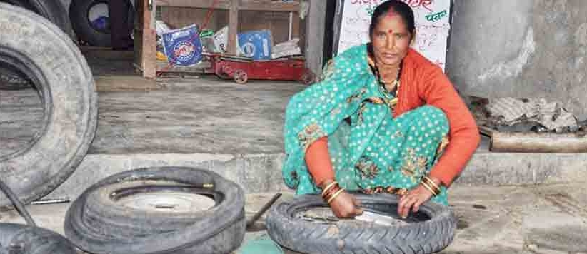 Kamla Negi Lady Mechanic of Ramgarh