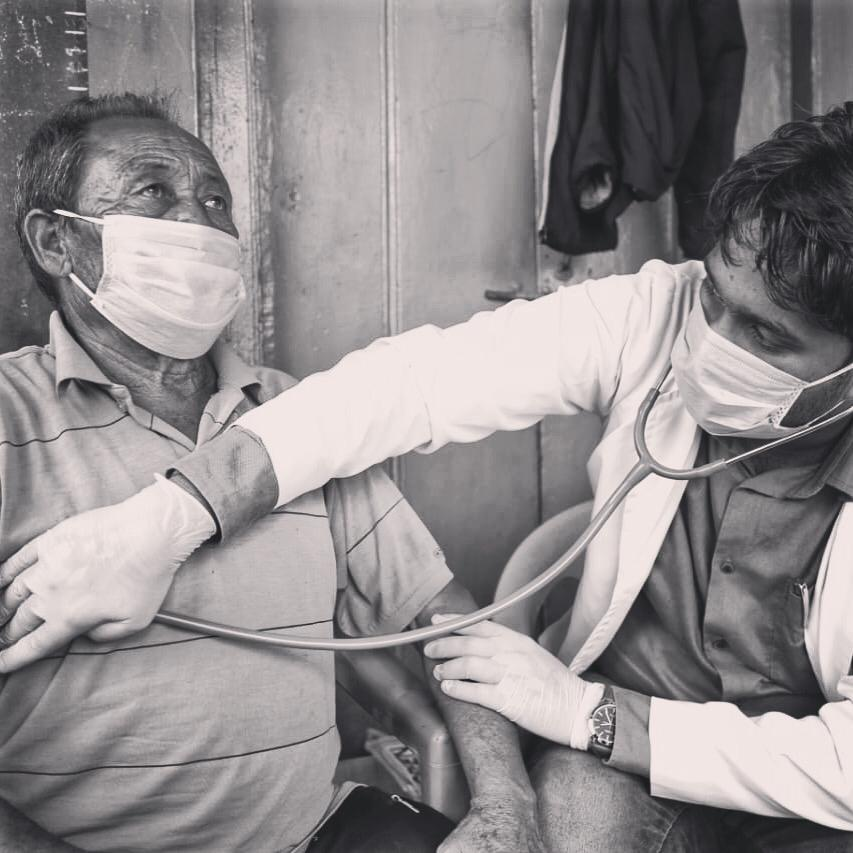 Uttrakhand Medical Students Helping People