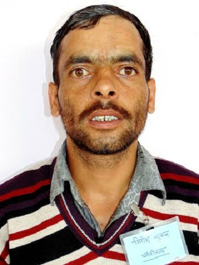 Girish Thuwal Social Worker