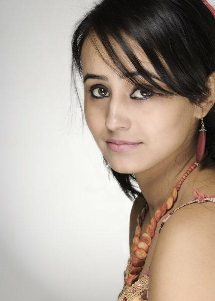 Actress Nirmala Nisha Mukteshwar