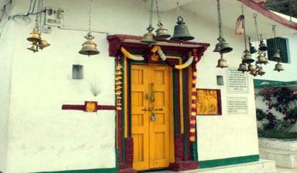 सिद्धपीठ हरियाली कांठा मंदिर
