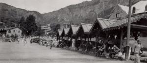 Nainital in 1945