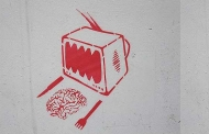 टीवी है ज़रूरी: उमेश तिवारी 'विश्वास' का व्यंग्य