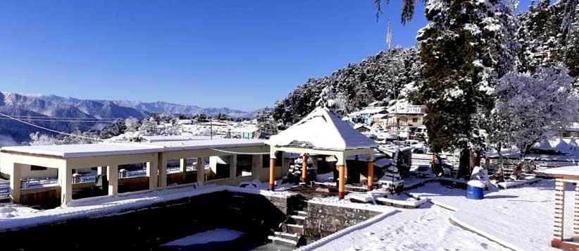 Bairaskund Temple