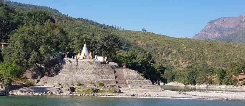 रामेश्वर मंदिर: सरयू और रामगंगा का संगम स्थल जहां भगवान राम ने शस्त्र और शास्त्र की शिक्षा ली