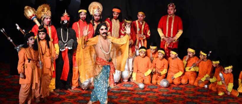 अद्भुत है उत्तराखंड में रामलीलाओं के मंचन की परम्परा