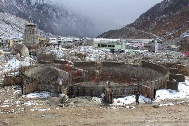 Kedarnath Reconstruction Ground Report