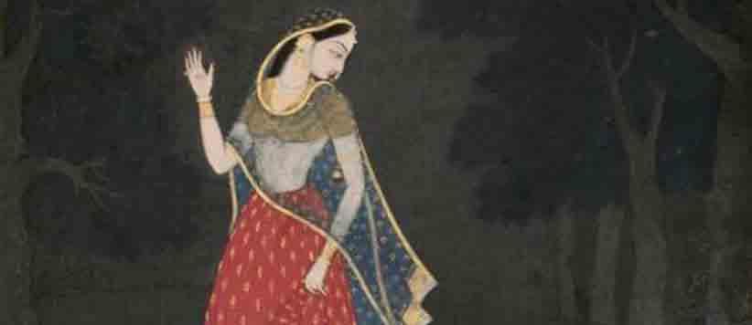 गढ़वाल चित्रकला शैली और मौलाराम