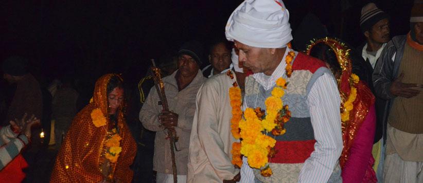 Jiyarani Makar Sankranti Uttarakhand