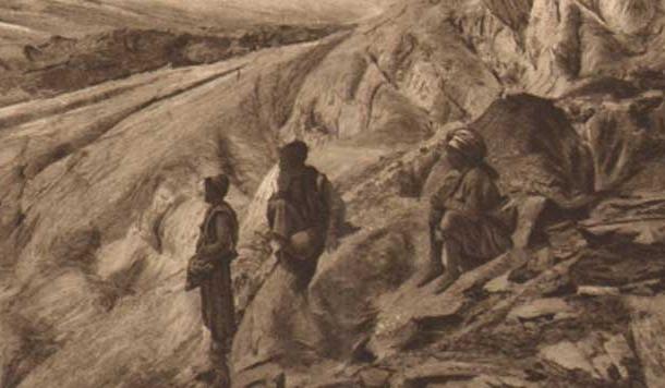 मुगल शासकों को लगता था कुमाऊं में मिट्टी धोने से सोना निकलता है