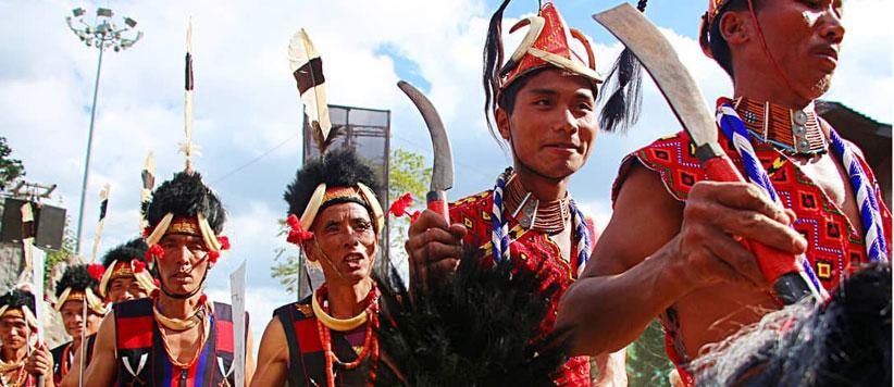 Nagaland Hornbill Festival Umesh Pant