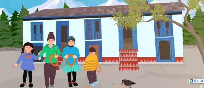 Folktale About Uttarayani Festival