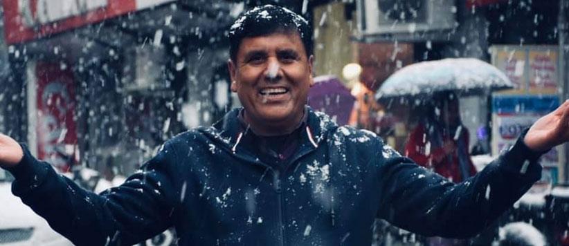 अल्मोड़ा की आत्मा आज भी प्रकाशमान है - पत्रकार दीप जोशी को श्रद्धांजलि