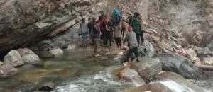 Village Without Road Uttarakhand