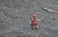 ऋषिगंगा में तबाही के बाद बचाव कार्य की तस्वीरें