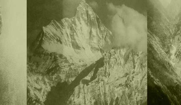 ऋषि गंगा के मायके में :  1934 का यात्रा वृतांत