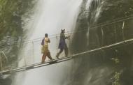 उत्तराखंड में पाये जाने वाले पुलों पर कमिश्नर ट्रेल की एक टिप्पणी