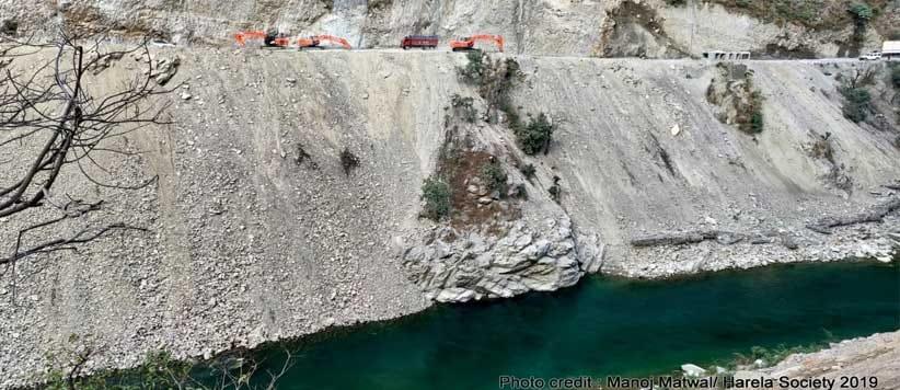 हिमालयी विकास मॉडल और उनसे जुड़ी आपदाएं