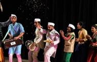 उदय शंकर संगीत एवं नृत्य अकादमी के मंच पर 'पहाड़ के रंग' की अद्भुत तस्वीरें