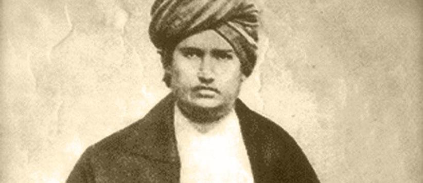 Dayanand Saraswati in Uttarakhand