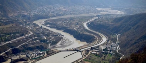 Hydropower Project in Himalayas