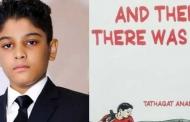 देहरादून में रहने वाले बारह साल के बच्चे की दूसरी किताब