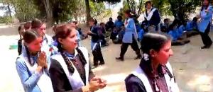 Uttarakhand Student Holi