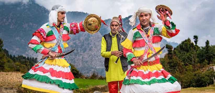 कुमाऊं के रणबांकुरों की विरासत है छोलिया नृत्य