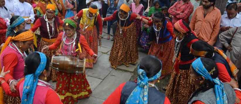 History of Almora in Folklore