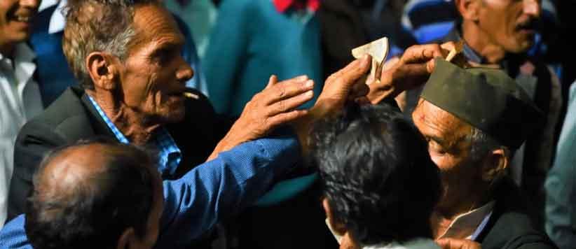 Bair Traditional Folk of Uttarakhand