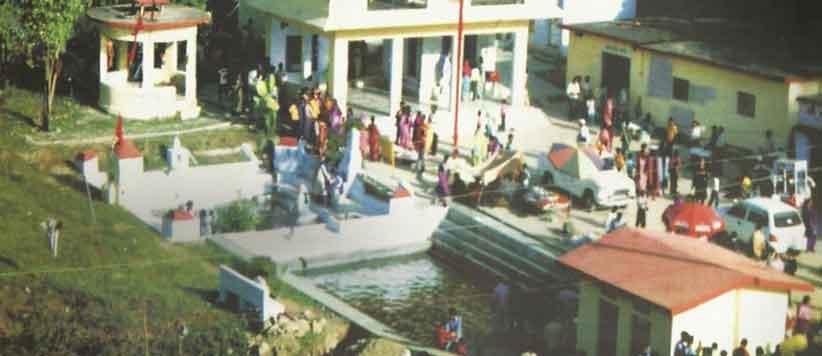 Birth Place of Hanuman Uttarakhand