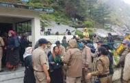 गौरा देवी के गांव रैणी में भूस्खलन का खतरा गहराया