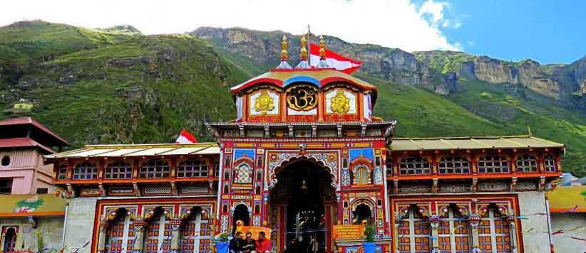 History of Badrinath Temple Uttarakhand
