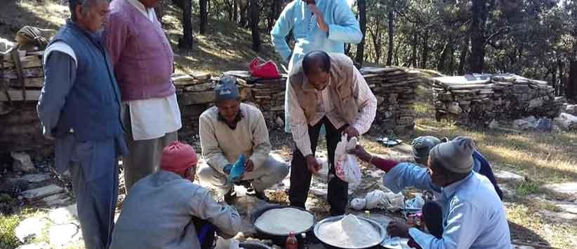 Nainang Kumaoni Traditions