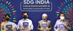 SDG index 2021 Uttarakhand