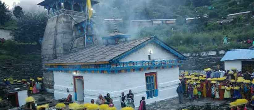 Triyuginarayan Temple Uttarakhand