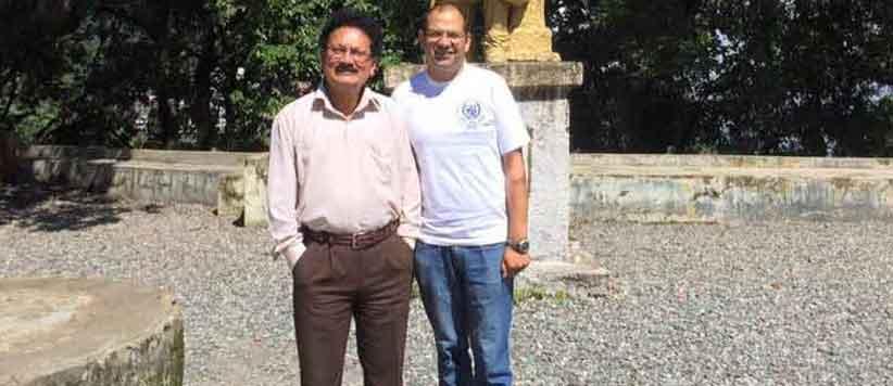 प्रोफेसर नरेन्द्र सिंह बिष्ट की कुमाऊं विश्वविद्यालय में एक लम्बी पारी