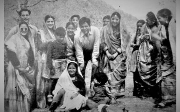 नैनीताल में दिलीप कुमार