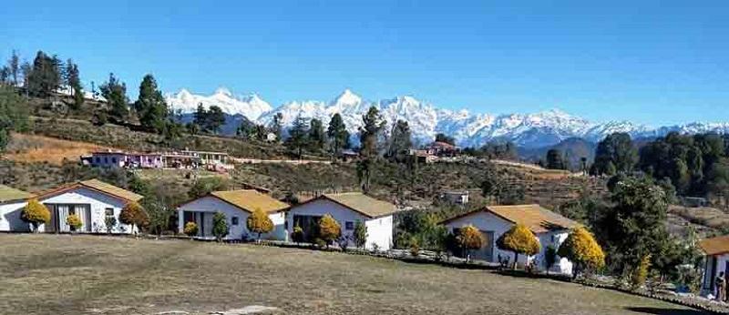 Chaukori Beautiful tourist destination of Uttarakhand