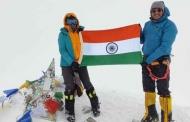 उत्तराखंड की बेटी ने यूरोप की सबसे ऊँची चोटी पर फहराया तिरंगा