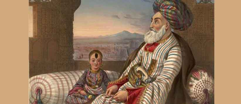 देहरादून का अफगान कनेक्शन