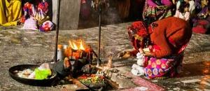 Photo Essay on Kot Bhramari Fair 2020