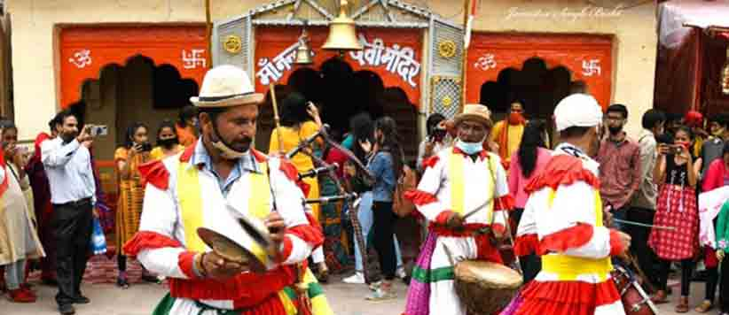 Nandadevi Festival Almora 2021