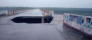 Gaula Bridge Broken in Haldwani