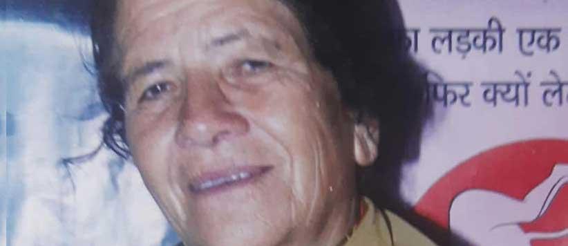 Obituary for Elizabeth Wheeler
