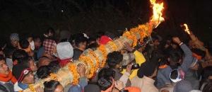 Traditional Navratri in Uttarakhand