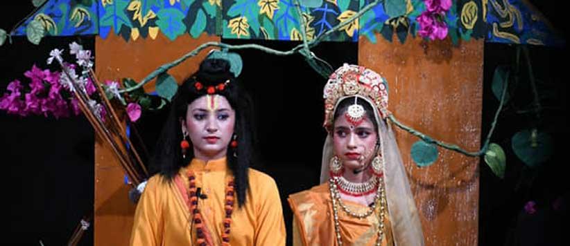 Ramleela in Kumaun